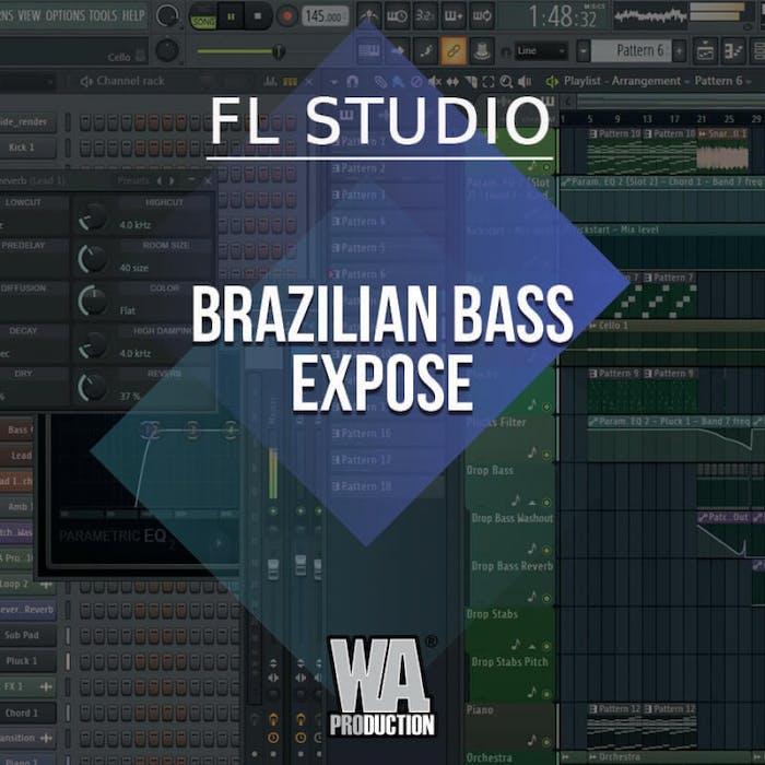 Free FLP 57: Brazilian Bass Expose   W  A  Production