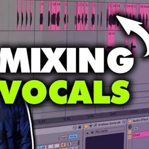 Mixing Moombahton Vocals