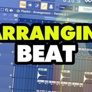 Arranging & Mixing Trap Beat In FL Studio Tutorial