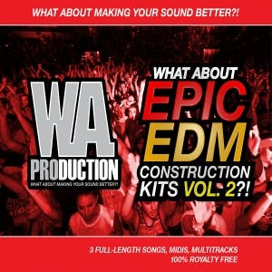 Epic EDM Construction Kits Vol 2