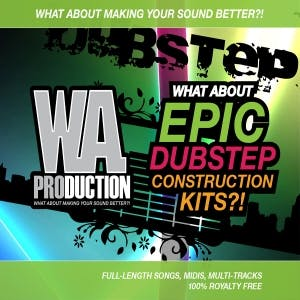 Epic Dubstep Construction Kits