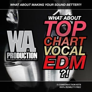 Top Chart Vocal EDM