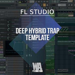 Free FLP 49: Deep Hybrid Trap Template