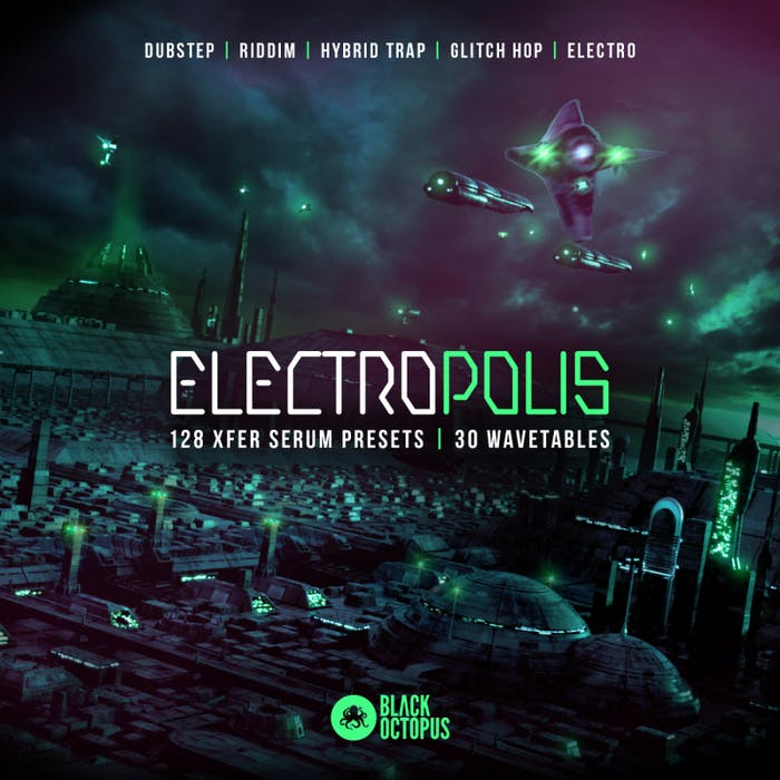 Electropolis for Xfer Serum | W  A  Production