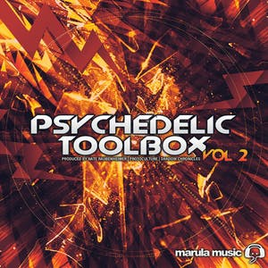 Psychedelic Toolbox Vol 2 By Marula Music