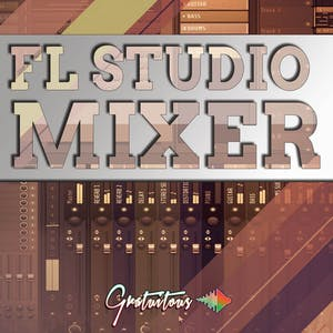 FL Studio Mixer Workflow