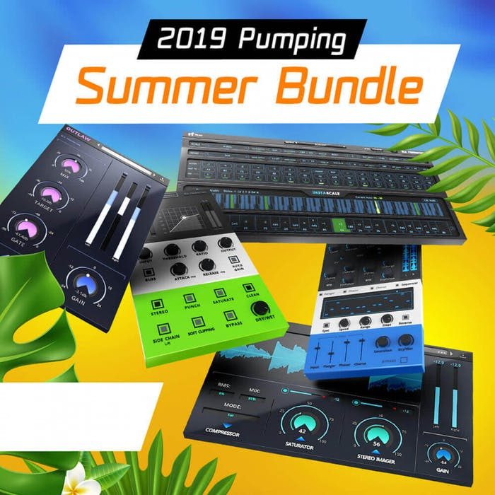 Pumping Summer Bundle 2019 | W  A  Production