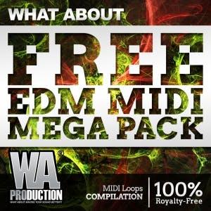 FREE MIDI Mega Pack