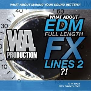 EDM Full Length FX Lines 2