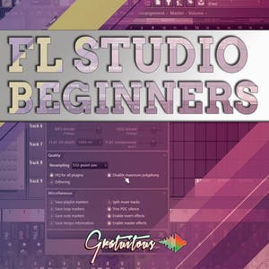 FL Studio Beginners Course | W  A  Production