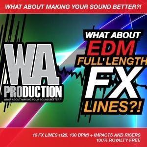 EDM Full Length FX Lines