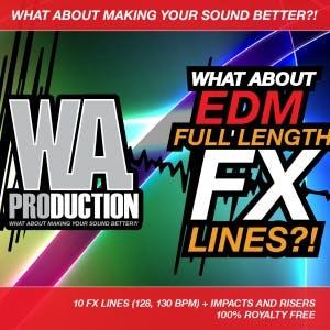 EDM Full Length FX Lines