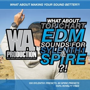 Top Chart EDM Sounds For Sylenth1 & Spire