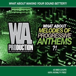 Melodies Of Progressive Anthems