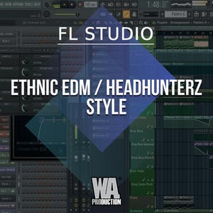 Free FLP 6: Ethnic EDM / Headhunterz Style