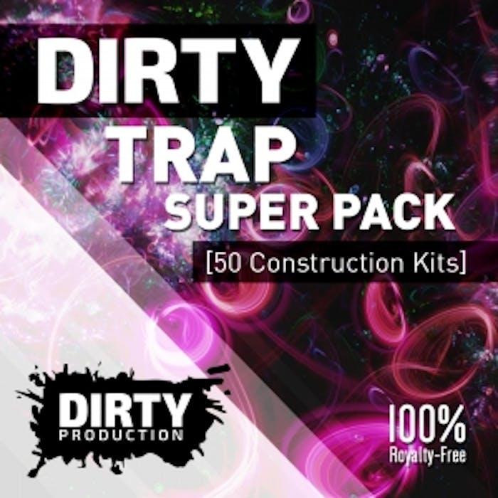Trap Super Pack | W  A  Production
