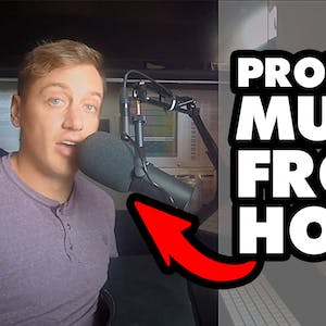 How To Produce Music From Home