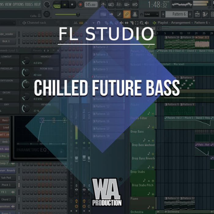 Free FLP 48: Chilled Future Bass | W  A  Production