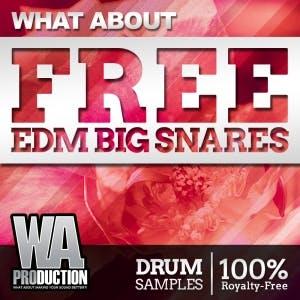 Free EDM Big Snares