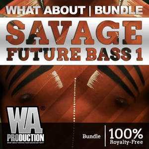 Savage Future Bass Bundle 1