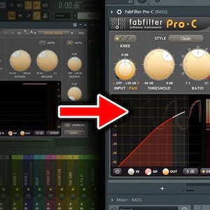 How To Create Sidechain Compression?!