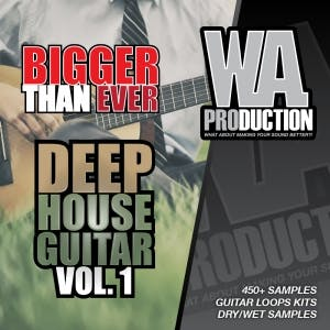 Deep House Guitar Vol 1