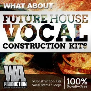 Future House Vocal Construction Kits