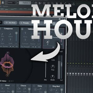 Melodic House Drop, Melody & Bass (In FL Studio)