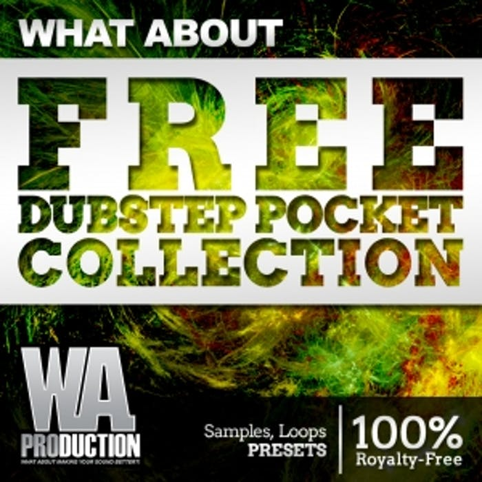 FREE Dubstep Pocket Collection | W  A  Production