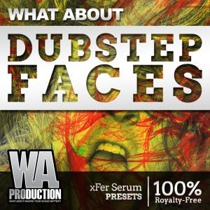 Dubstep Faces