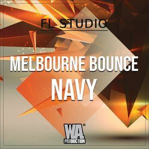 Melbourne Bounce Navy