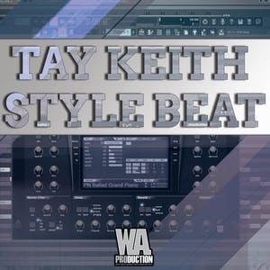 Tay Keith Style Beat