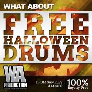 Free Halloween Drums