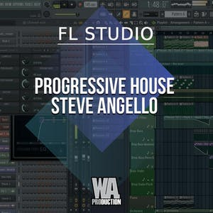Free FLP 20: Progressive House / Steve Angello