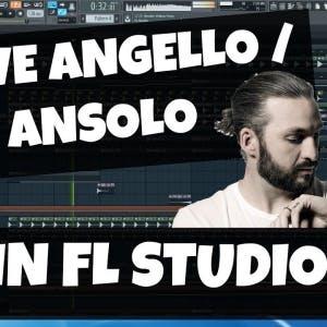 FL Studio Template 20: Steve Angello / Ansolo Style Progressive