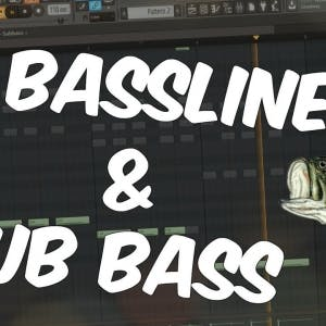 Bassline & Sub bass | FL Studio Beginners Tutorial 4
