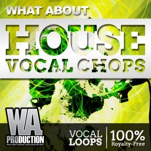 House Vocal Chops