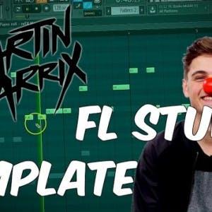 Martin Garrix Style Vocal FLP | FL Studio Template 33