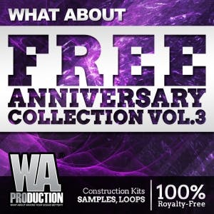 FREE Anniversary Collection Vol. 3