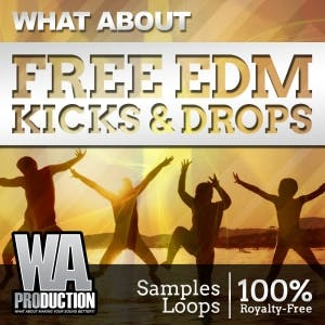 Free EDM Kicks & Drops