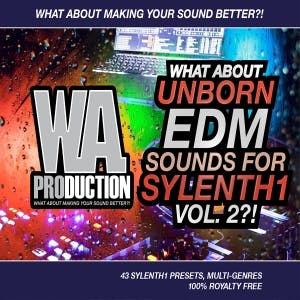 Unborn EDM Sounds For Sylenth1 Vol 2