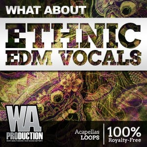 Ethnic EDM Vocals