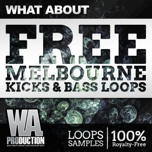 Free Melbourne Kicks & Bass Loops