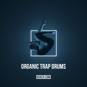 Organic Trap Drums