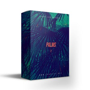 Oldschool Hip-Hop Essentials - Palms Vol.2