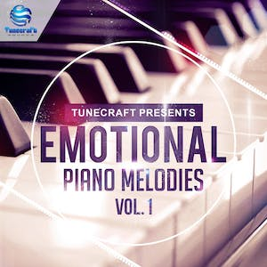 Emotional Piano Melodies Vol.1
