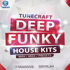 Deep Funky House Kits