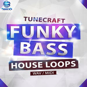 Funky Bass House Loops