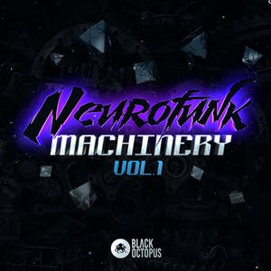Blackwarp - Neurofunk Machinery Vol 1