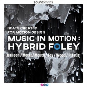 Music In Motion: Hybrid Foley